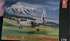 Hobbycraft HC1344 DHC Caribou Transport RCAF/UN - Rare 1/72 Model Kit