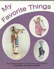 My Favorite Things Stained Glass Pattern Book Southwest Christmas Suncatchers