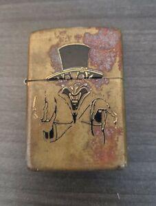 ICP Ringmaster Zippo Lighter - Rare Vintage Original 2000