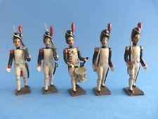 CBG MIGNOT - Infanterie premier empire - 5 grenadiers de la garde impériale