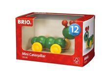 BRIO Push Along Mini Caterpillar
