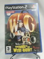 Wallace and Gromit The Curse of the Were-Rabbit PS2 Game - Playstation 2
