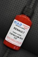 RENAULT CAPSICUM RED 727 Renaultsport Clio PAINT TOUCH UP KIT 30ML 182 TROPHY