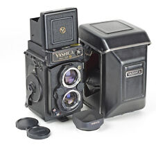 Excellent Condition TLR Yashica Mat - 124G Yashinon 3.5/80mm No.7015429