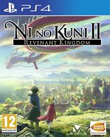 Ni No Kuni II 2 Revenant Kingdom | PlayStation 4 PS4 New (4)
