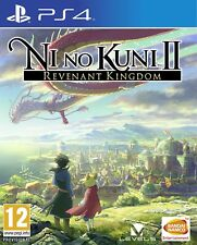 Ni No Kuni II 2 Revenant Kingdom | PlayStation 4 PS4 New (VA)