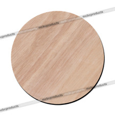 20cm / 200mm Plywood Circles Laser Cut Ply Round Embellishment Craft Wood Blanks