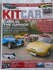 Complete Kitcar Jun 2016 Turismo Evo, Rocket, Vortex