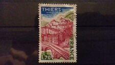 Timbres YT 1904 de l'année 1976 oblitéré de HIERS