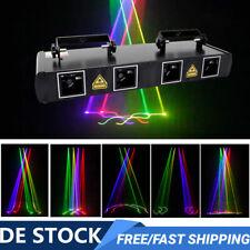 30W Laser RGBY Beam DMX Bühnenlicht DJ Disco Lasereffekt Show Bühnenbeleuchtung