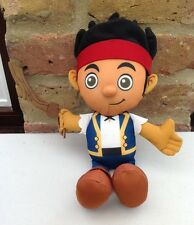 Disney Jake And The Neverland Pirates-Jake-hablando Suave Niños Juguete Muñeca