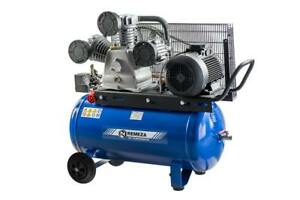 Remeza Druckluft Kompressor 5,5 kW/400 Volt/10 bar/ 90 l Liter Kessel, 950 l/min