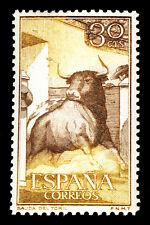 "Bullfighting Spain Stamp Poster #16 Canvas Art Poster 16""x 24"""