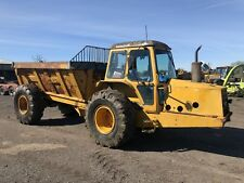 Moxy Dumptruck With Ford 7710 Front. Aprox 16 Ton payload. Dumper. Dump Trailer