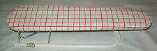 Red and White Checked Sleeve Ironing Board