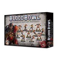 The Doom Lords - Chaos Chosen Blood Bowl Team Warhammer - Brand New! 200-47