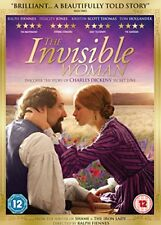The Invisible Woman [DVD] [2014] [DVD]