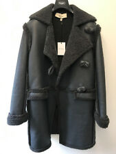 "Paul Smith Womens Leather Coat Made In Italy Size UK14 Pit to Pit 21"" RRP £3995"