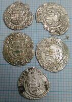 Mathias II 1608-1619, Holly Marry, Jesus, Hungary, Patrona, medieval, cross