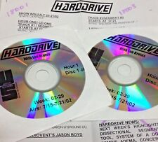 RADIO SHOW: HARDDRIVE 7/20/02 AUDIOVENT, SINCH, FILTER, KORN, SYSTEM OF A DOWN