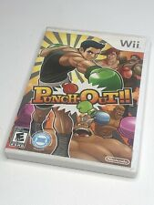 Punch-Out!! (Nintendo Wii, 2009) Tested And Complete!