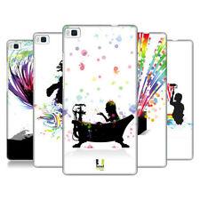 Cover e custodie Multicolore Per Nexus 6 con un motivo, stampa per cellulari e palmari