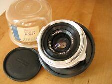 Carl Zeiss Contarex 35mm Distagon f/4 Lens **Close-Focus**