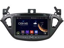AUTORADIO DVD/GPS/NAVI/RADIO/ANDROID 5.1/DAB/BT OPEL/VAUXHALL CORSA 2015 A7075