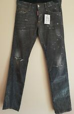 Fantastic Dsquared2 unisex boys' girls' distressed jeans size 44 / 30