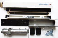 Ferme-porte Noir Force4 DORMAKABA TS91B-EN4 avec bras à glissière