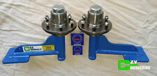 Shipping Container Wheels.  EZY WHEELS  HEAVY DUTY adapters.  Australian Made
