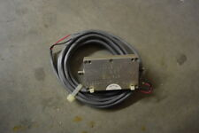 Locus Low Noise Amplifier 2Ghz LNA RF916 E -20/22v used works
