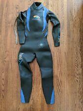 Blue Seventy Helix Full Wetsuit Women's MS Medium Small Triathlon swimming WMS