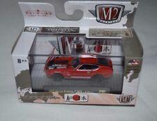 2017 M2 MACHINES AUTO JAPAN 1970 NISSAN FAIRLADY Z Z432 RED JPN01