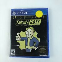 Fallout 4 - Game of the Year Edition (PlayStation 4, 2017) Brand New Sealed