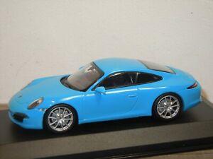 Porsche 911 991 Carrera S 2012 - Maxichamps 1:43 in Box *37008