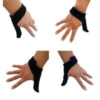 Breathable Sports Bowling Ball Thumb Saver Finger Hand Grip Protection Glove