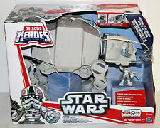 Star Wars, Galactic H, Exclusive Imperial AT-AT Walker W/Figure - Wear to Box