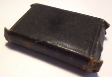 Holy Bible, Oxford Miniature American Edition, Annotations Printed, Rare, c1924