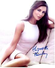 ELIZABETH HURLEY #1 REPRINT PHOTO 8X10 SIGNED AUTOGRAPHED PICTURE MAN CAVE