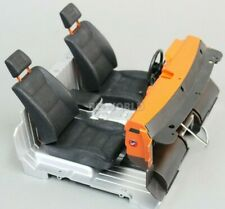 RC 1/10 Scale INTERIOR COCKPIT For TOYOTA  LC70 Pick Up Truck Land Cruiser +LED