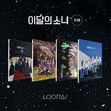 MONTHLY GIRL LOONA 3rd Mini Album [12:00] Random CD+Book+3p Card+Sticker+Tickets