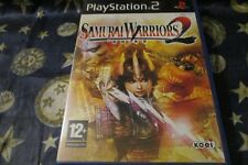 PS2 Samurai Warriors 2 English Version
