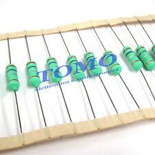 3 x Resistenza: ossido metallico;THT;0,24Ω;3W; ±5%; Ø5,5x16mm code KNP03WS0R24