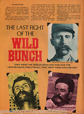 The Last Fight of the Wild Bunch of Ingalls, Oklahoma -Family + Newcomb, Shadley