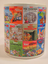 Asterix  Mug 24 book covers a  great gift