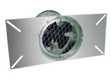 Field Controls EL-1 Eliminator® Crawl Space Foundation Vent Fan 46264901