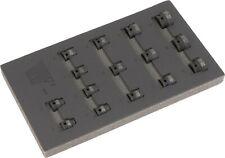 Welzh Werkzeug Stubby Short Impact Socket Set 1/2 15-Piece 10-32mm 2888-WW