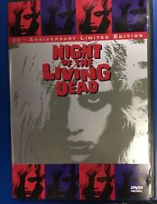 Night Of The Living Dead DVD 30th Anniversary Limited 2-Disc George Romero 1968