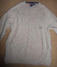 Ralph Lauren Chaps Sweater Hand Framed Men's XL